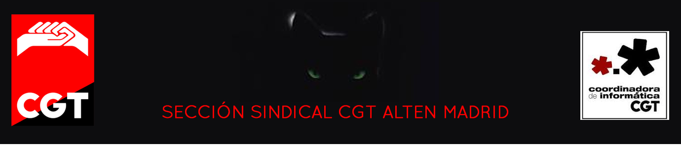 Sección Sindical CGT ALTEN Madrid