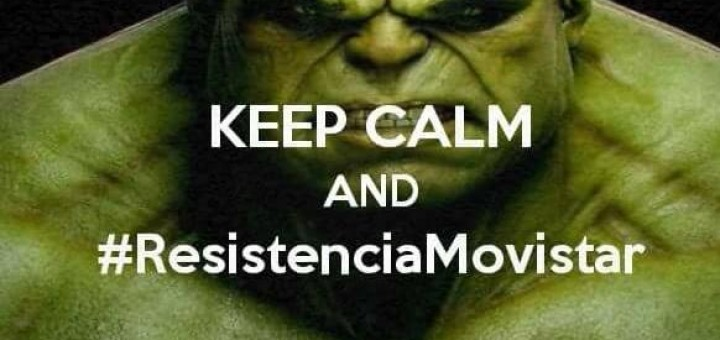 keep calm movistar