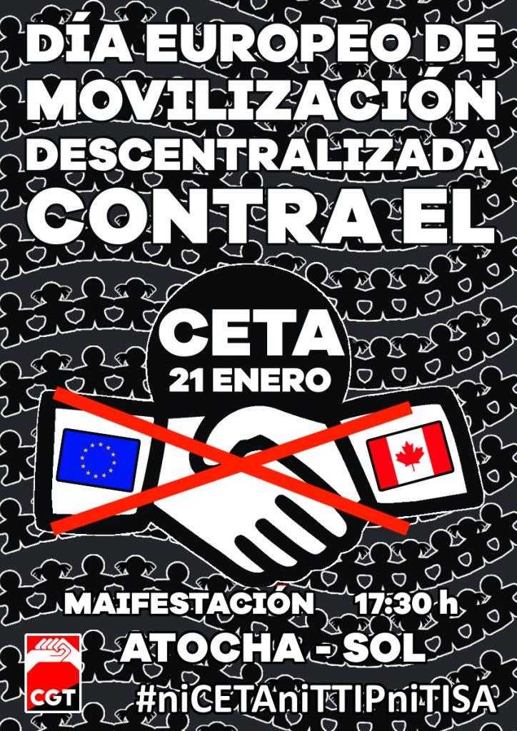 Peleamos contra el TTIP y el CETA