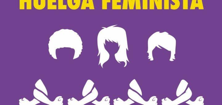 8M Huelga Feminista