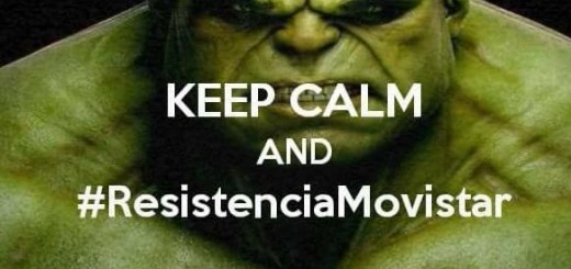keep calm movistar
