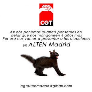 Elecciones sindicales en ALTEN Madrid